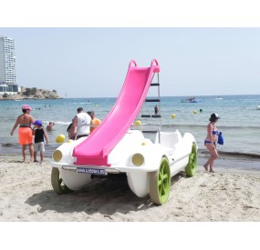 The New Beetle Hydro pedalo